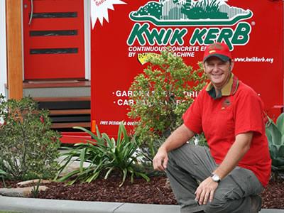 Kwik Kerb Certified Operator
